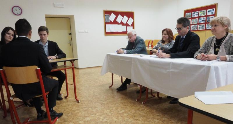 Ekonomický tým - celorepublikové kolo, 09.12.2014