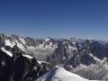 Hory v okolí Mont Blancu