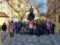 Literárně historická exkurze do Prahy