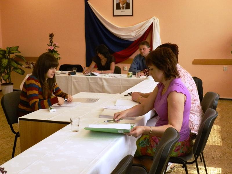Ústní maturitní zkoušky ve šk. roce 2011/2012