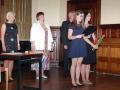 Předávání diplomů 2017