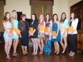Předávání diplomů na VOŠE