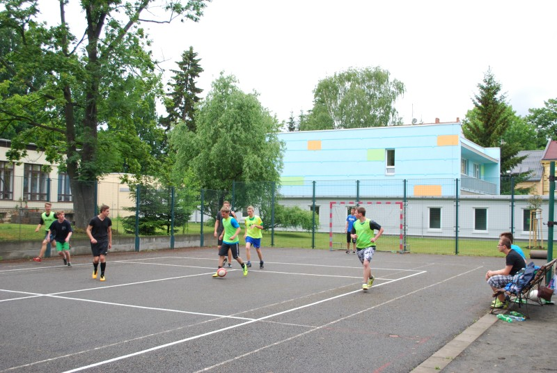 Sportovní den