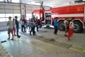 Třída 2.A na odborné exkurzi u hasičů