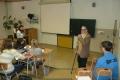 Studenti besedují s Vojtěchem Jasným
