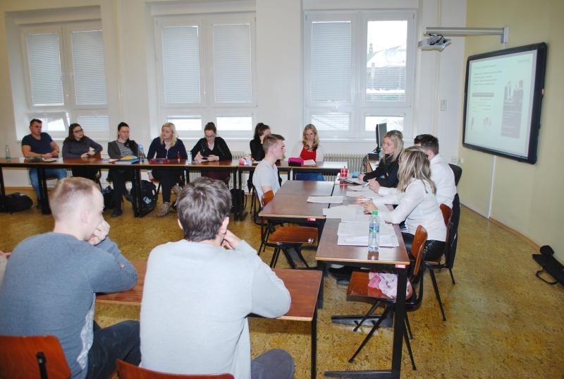 Workshop se společností Schaeffler, 14.02.2018
