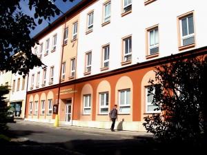 Budova OA a VOŠE Svitavy, T. G. Masaryka 47
