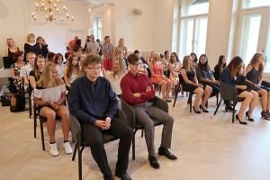 OA - slavnostní zahájení studia 13-9-2018 - 2