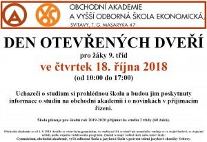 DOD - OA 18-10-2018