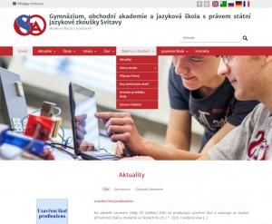 Nový web2
